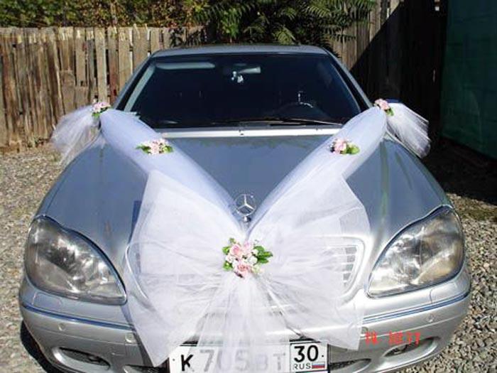 Фото украшения свадебных машин своими руками
