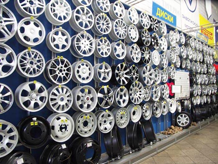 продажа авто дисков шины чертеже