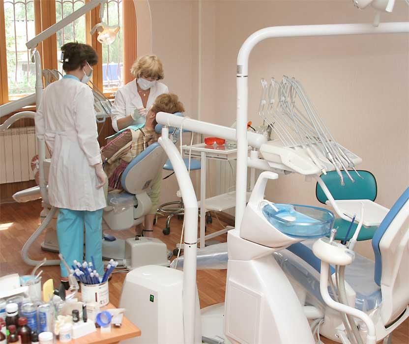 один кабинет для стоматолога и терапевта как лицензировать