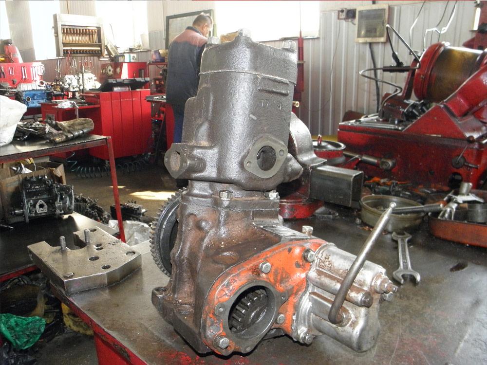 Капитальный ремонт двигателя газ 52