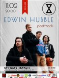 11.02 | EDWIN HUBBLE (post-rock) в арт-клубе Культ!