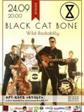 24.09 | Black Cat Bone - Rockabilly & Rock'n'Rol в арт-клубе Культ!