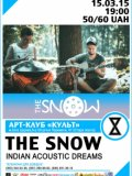 15.03 | The Snow - Indian Acoustic Dreams